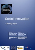 social innovation - paper front